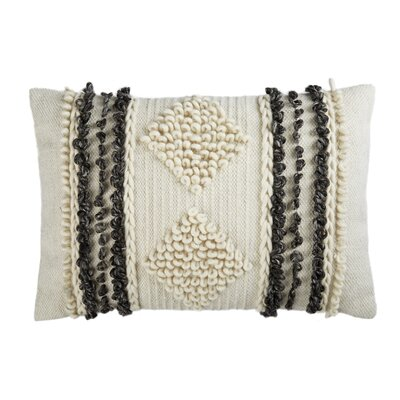 JuJu Wool Lumbar Pillow