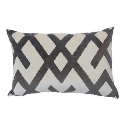 Marlowe Velvet Lumbar Pillow
