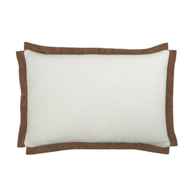 Michelle Lumbar Pillow Color: Toffee