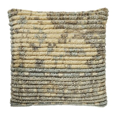 Mila Wool Throw Pillow
