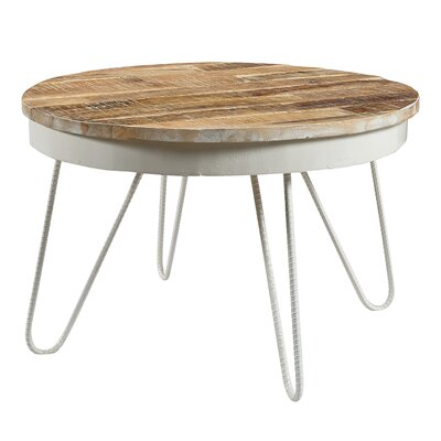 Royals Coffee Table Base Finish: White