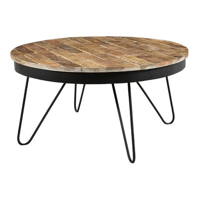 Royals Coffee Table Base Finish: Black
