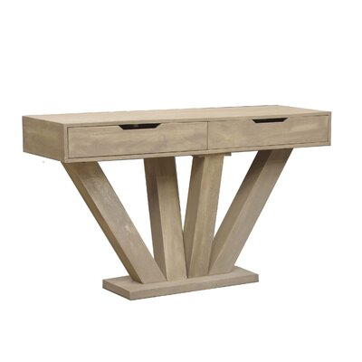Dalton Modern Wood Console Table