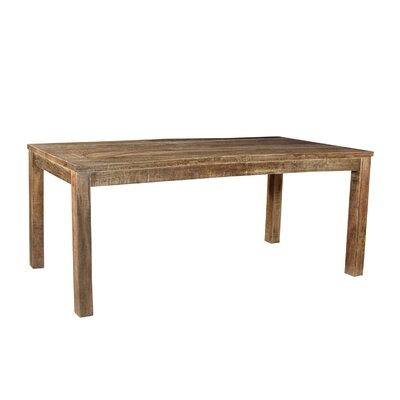 Pedro Reclaimed Wood Dining Table