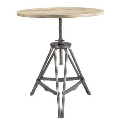 Eiffel Round Industrial Dining Table