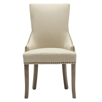 Madonna Nail Head Upholstered Dining Chair