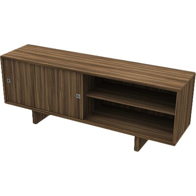 Artesano 71 TV Stand Color: Walnut
