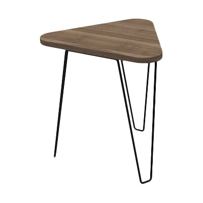 Artesano End Table Finish: Mocca Walnut