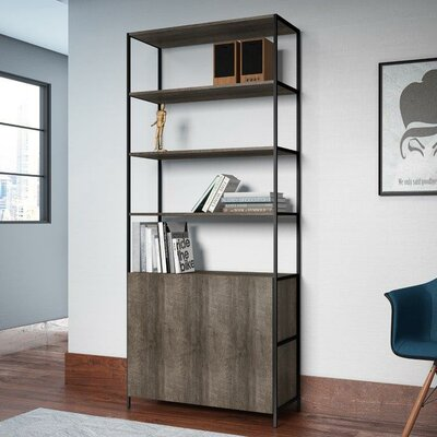 Cayenna Wide Standard Bookcase Product Picture 1830