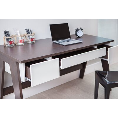 Holte Drawer Wood Office Writing Desk
