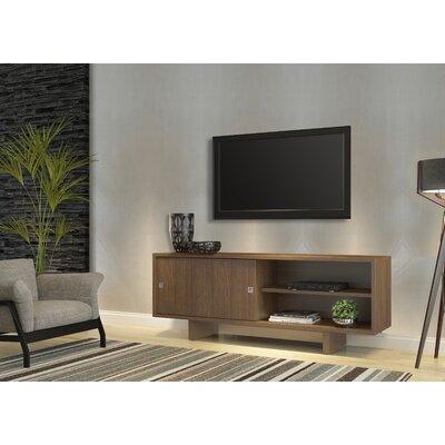 Artesano 71 TV Stand Color: Walnut