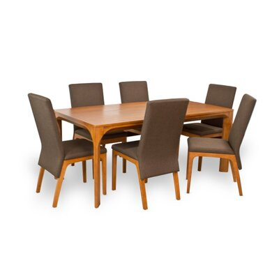 Jordon 7 Piece Dining Table Set