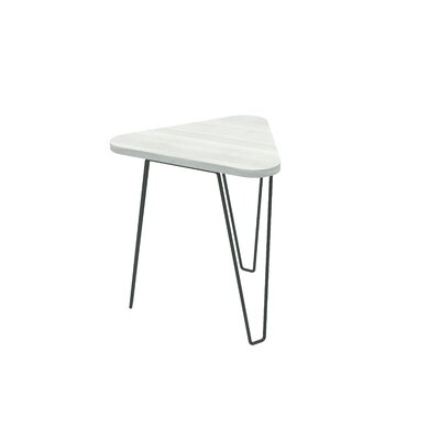 Artesano End Table Color: Gray