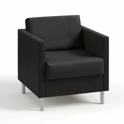 Boyd One Seater Lounge Chair Color: Dolce Black