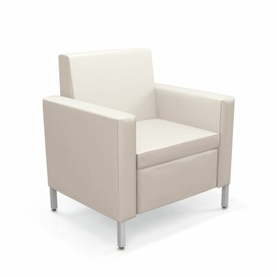Villa One-Seat Lounge Chair Color: Dolce White