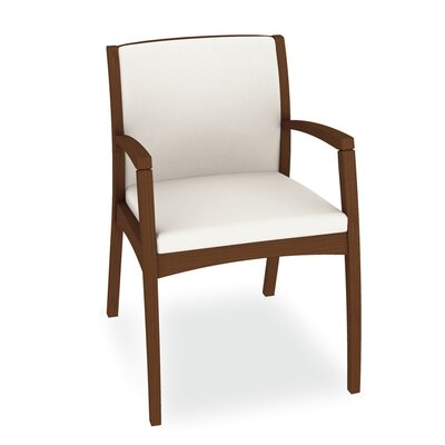 Beo Fully Upholstered Back Guest Chair Color: Dolce White