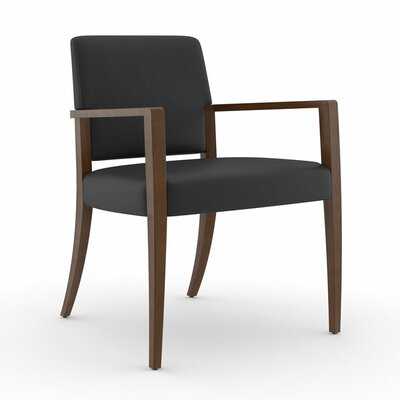 Tucker Guest Chair Color: Dolce Chocolate