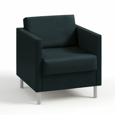 Boyd One Seater Lounge Chair Color: Dolce Indigo