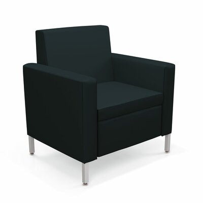 Villa One-Seat Lounge Chair Color: Dolce Indigo