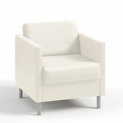 Boyd One Seater Lounge Chair Color: Dolce White