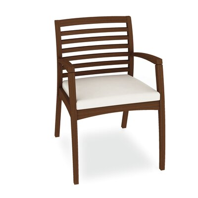 Beo Ladder Back Guest Chair Color: Dolce White