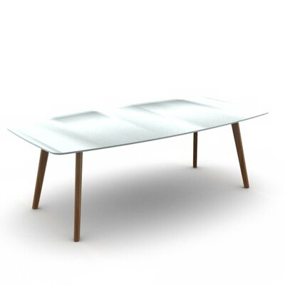 Kore Boat shaped 25.5H x 84W x 42L Conference Table