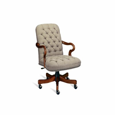 Springfield Button Tufted High Back Chair Product Picture 2319