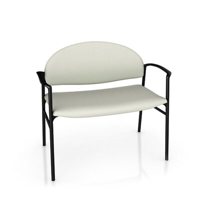 Round Open Back Bariatric Guest Chair Product Image 2130