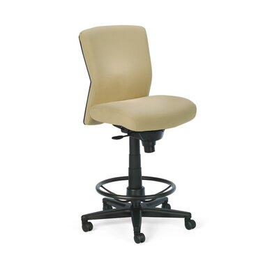 Mid Back Drafting Chair Product Picture 1712