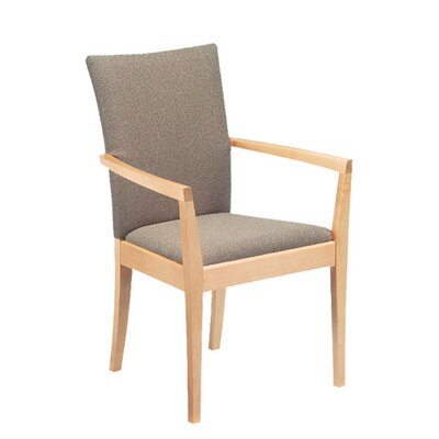 Exquisite High Back Guest Chair Arms Product Photo