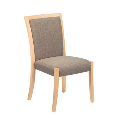 Serious Wood Rail Guest Chair Product Photo