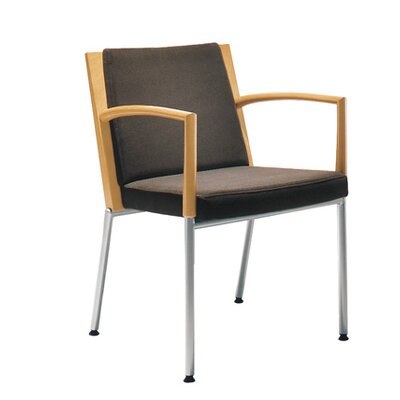 Adagiato Full Height Back Cushion Guest Chair Product Photo