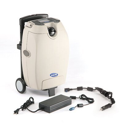 Invacare Batteries on Invacare Solo2 Battery Pack For Portable Oxygen Concentrator