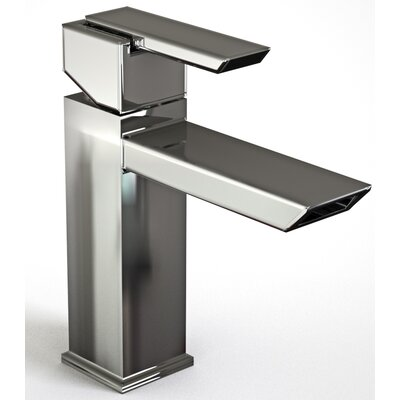 Oblique Single Handle Lavatory Faucet