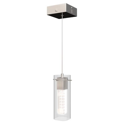 Dimension 1-Light Kitchen Island Pendant