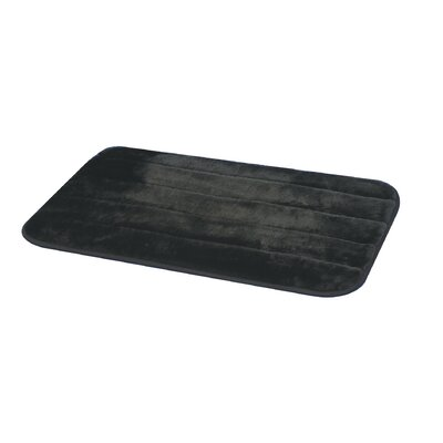 SnooZZy Dog Mat Size: Medium (30 L x 19 W), Color: Black