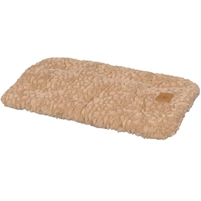 "SnooZZy Cozy Comforter Dog Mat Size: Medium (29"" L x 18"" W)"