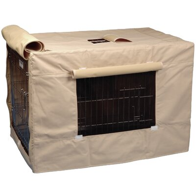 Crate Cover Size: X-Large - 42.5 x 28 x 30