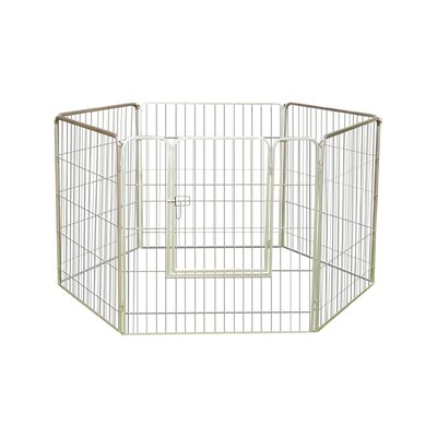 38 Courtyard Dog Exercise Pen
