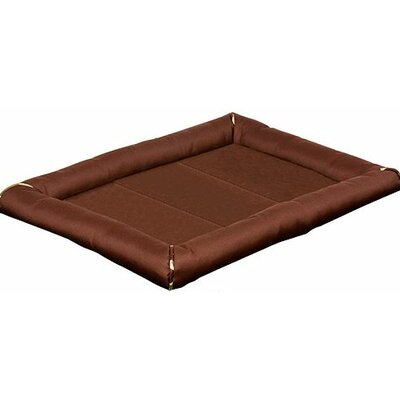 Snoozzy Durable Crater Mat Size: Large (41 L x 26 W)