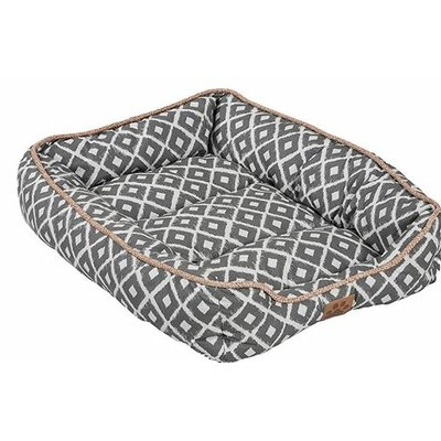 Snoozzy Ikat Drawer Bed Color: Gray