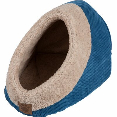 Maxine Mod Chic Hide and Seek Bed Color: Blue