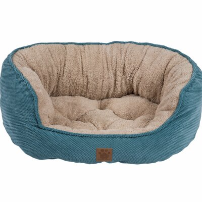 Snoozzy Mod Chic Daydreamer Bed Color: Teal