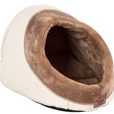 Snoozzy Rustic Elegance Hide and Seek Bed Color: Buff