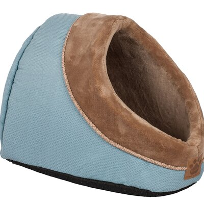 Gerdie Rustic Elegance Hide and Seek Bed Color: Teal