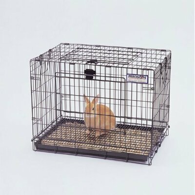 Rabbit Resort Bunny Cage Size: Large (21 x 18 x 37)