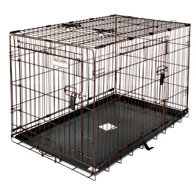 Great Elite Pet Crate Size: 25 H x 23 W x 36 L