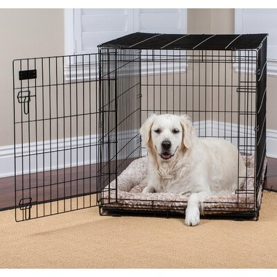 Collinton Pet Crate Size: 30.91 H x 3.94 W x 49.49 L