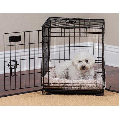 Pet Crate Size: 18.27 H x 3.74 W x 25.63 L
