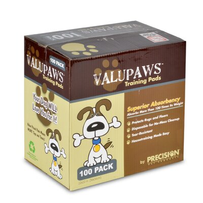 Valupaws Training Pad